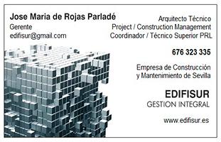 Edifisur empresa de reformas y limpieza en sevilla for Empresas de reformas en sevilla y provincia