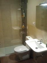 reforma baño porcelanosa terminado